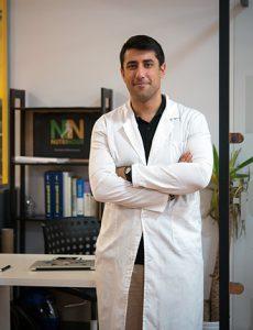 daniel mantas nakhai - nutrinour nutricionista y dietista en sevilla