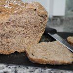 Pan de espelta integral casero